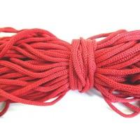 Канат 5 мм №1845 - красный