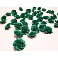 Розы  зеленые