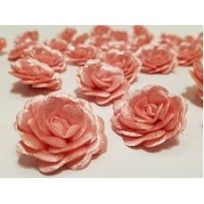 Розы персик
