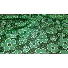 Сетка сублимация ромашка зеленая