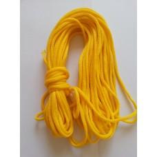 Канат 5 мм №505 желтый