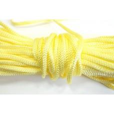Канат 5 мм №550 - желтый