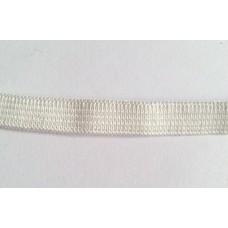 Резинка ВЕСОВАЯ 0,8 см - белая