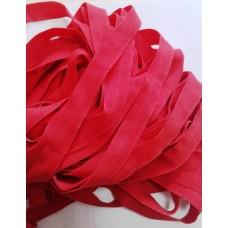 Резинка окантовочная М - 065 красная
